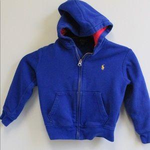 Polo Ralph Lauren Zip up hoodie C-14